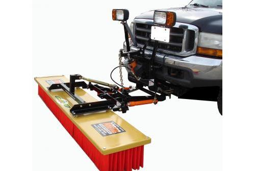 Arctic offers a full line of accessories to augment the performance of its plows